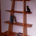 "Bookcase: 2006 Ash, Cherry 65"" tall, 41"" wide, 12"" deep $700"