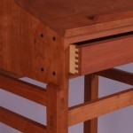 Stand Up Desk Detail