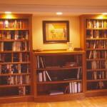 Library Shelves: 1995 Cherry